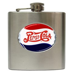 Pepsi Cola Hip Flask (6 Oz)