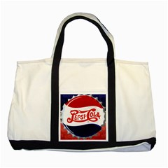 Pepsi Cola Two Tone Tote Bag