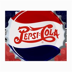 Pepsi Cola Small Glasses Cloth (2 Side)