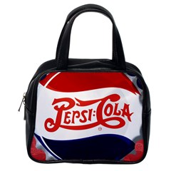 Pepsi Cola Classic Handbags (one Side)