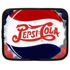 Pepsi Cola Netbook Case (xl)