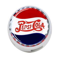 Pepsi Cola 4 Port Usb Hub (one Side)