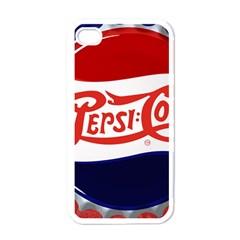 Pepsi Cola Apple Iphone 4 Case (white)