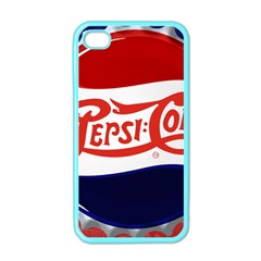 Pepsi Cola Apple Iphone 4 Case (color)