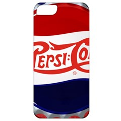Pepsi Cola Apple Iphone 5 Classic Hardshell Case
