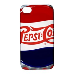 Pepsi Cola Apple Iphone 4/4s Hardshell Case With Stand