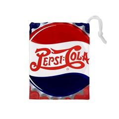 Pepsi Cola Drawstring Pouches (medium)