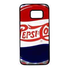 Pepsi Cola Samsung Galaxy S7 Black Seamless Case