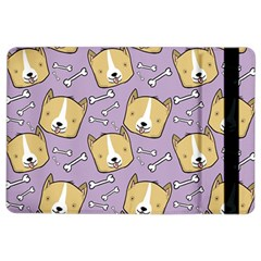 Corgi Pattern Ipad Air 2 Flip