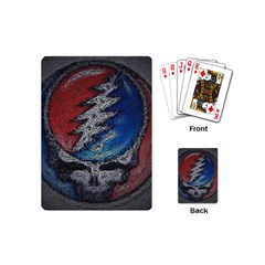 Grateful Dead Logo Playing Cards (mini)