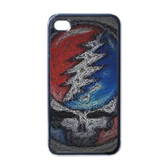 Grateful Dead Logo Apple Iphone 4 Case (black)