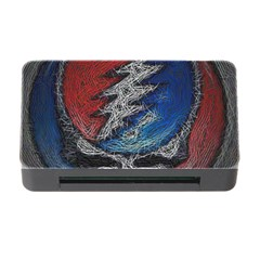 Grateful Dead Logo Memory Card Reader With Cf