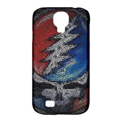 Grateful Dead Logo Samsung Galaxy S4 Classic Hardshell Case (pc+silicone)