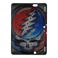 Grateful Dead Logo Kindle Fire Hdx 8 9  Hardshell Case