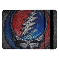 Grateful Dead Logo Samsung Galaxy Tab Pro 12 2  Flip Case