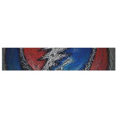 Grateful Dead Logo Flano Scarf (small)