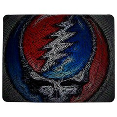 Grateful Dead Logo Jigsaw Puzzle Photo Stand (rectangular)