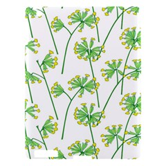 Marimekko Fabric Flower Floral Leaf Apple Ipad 3/4 Hardshell Case