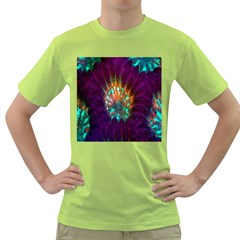 Live Green Brain Goniastrea Underwater Corals Consist Small Green T Shirt