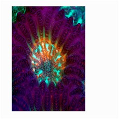 Live Green Brain Goniastrea Underwater Corals Consist Small Large Garden Flag (two Sides)