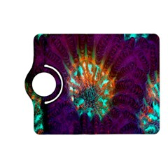 Live Green Brain Goniastrea Underwater Corals Consist Small Kindle Fire Hd (2013) Flip 360 Case