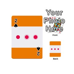Patterns Types Drag Swipe Fling Activities Gestures Playing Cards 54 (mini)