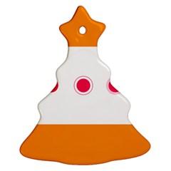 Patterns Types Drag Swipe Fling Activities Gestures Ornament (christmas Tree)