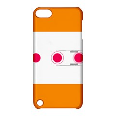 Patterns Types Drag Swipe Fling Activities Gestures Apple Ipod Touch 5 Hardshell Case With Stand