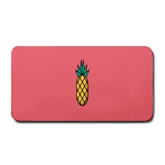 Pineapple Fruite Minimal Wallpaper Medium Bar Mats