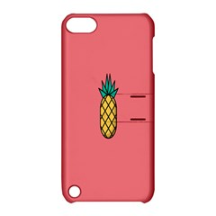 Pineapple Fruite Minimal Wallpaper Apple Ipod Touch 5 Hardshell Case With Stand