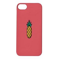 Pineapple Fruite Minimal Wallpaper Apple Iphone 5s/ Se Hardshell Case