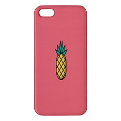Pineapple Fruite Minimal Wallpaper Iphone 5s/ Se Premium Hardshell Case