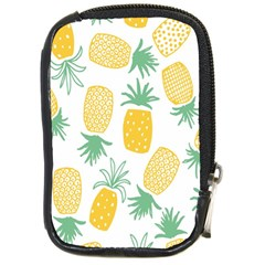 Pineapple Fruite Seamless Pattern Compact Camera Cases