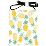 Pineapple Fruite Seamless Pattern Shoulder Sling Bags Front