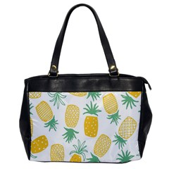 Pineapple Fruite Seamless Pattern Office Handbags