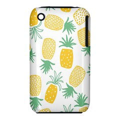 Pineapple Fruite Seamless Pattern Iphone 3s/3gs