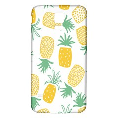 Pineapple Fruite Seamless Pattern Samsung Galaxy S5 Back Case (white)