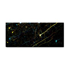 Neurons Light Neon Net Cosmetic Storage Cases