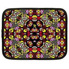 Queen Design 456 Netbook Case (large)