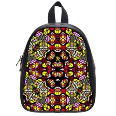 Queen Design 456 School Bag (small)