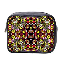 Queen Design 456 Mini Toiletries Bag 2 Side