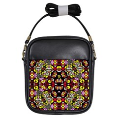 Queen Design 456 Girls Sling Bags