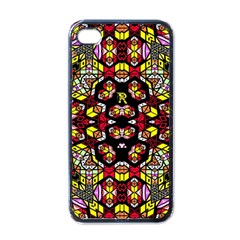 Queen Design 456 Apple Iphone 4 Case (black)