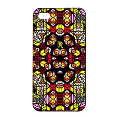 Queen Design 456 Apple Iphone 4/4s Seamless Case (black)