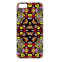 Queen Design 456 Apple Iphone 5 Seamless Case (white)