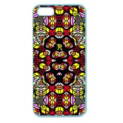 Queen Design 456 Apple Seamless Iphone 5 Case (color)