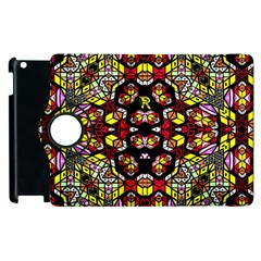 Queen Design 456 Apple Ipad 2 Flip 360 Case