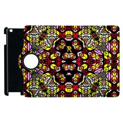 Queen Design 456 Apple Ipad 3/4 Flip 360 Case
