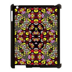 Queen Design 456 Apple Ipad 3/4 Case (black)