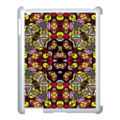 Queen Design 456 Apple Ipad 3/4 Case (white)